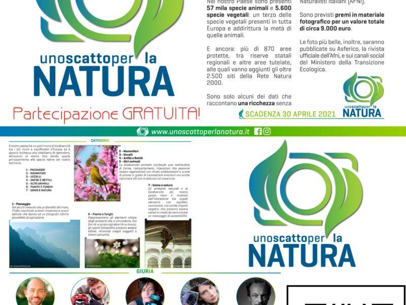 CONCORSO FOTOGRAFICO 2021 1º marzo – 11 luglio