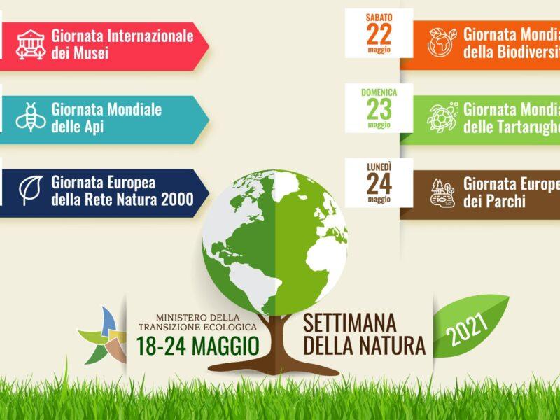 Settimana della Natura: appuntamento con l'ambiente, la cultura e l'informazione