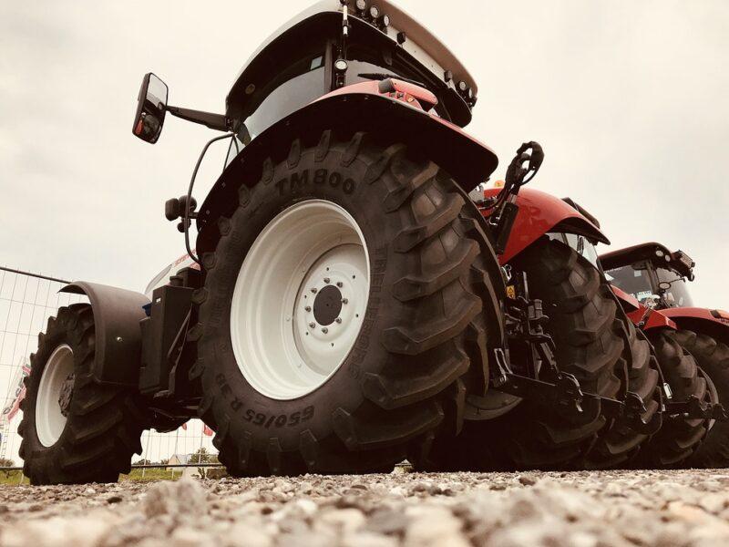 MACCHINE AGRICOLE: FORTE CRESCITA DEL SETTORE COMPONENTISTICA