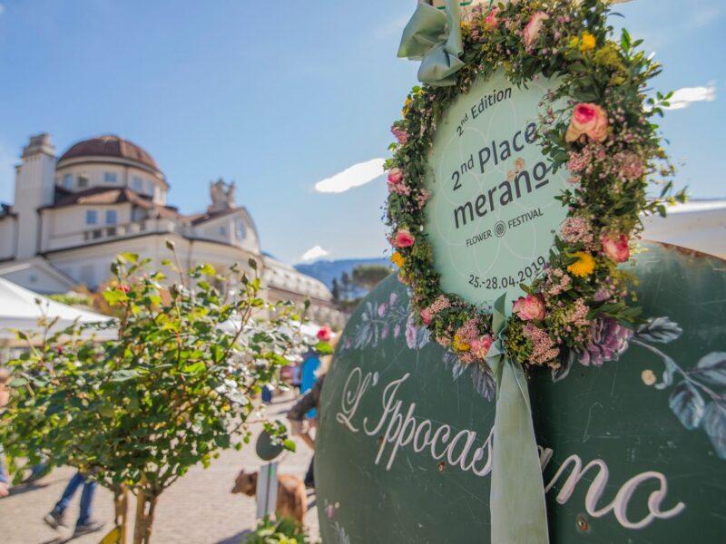 18-20 GIUGNO, L'ANTEPRIMA MERANO WINE FESTIVAL EVOLVE IN FLOWER