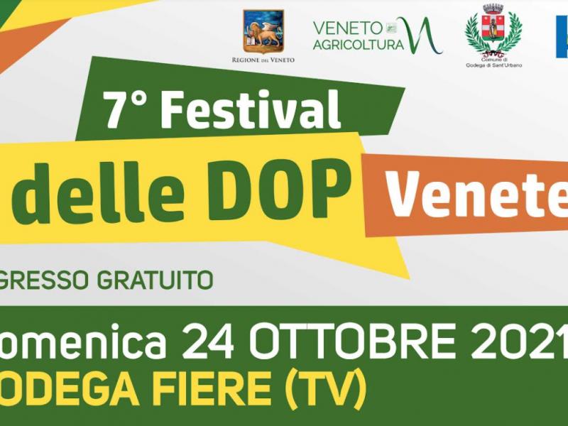 """DOMENICA 24 OTTOBRE A GODEGAFIERE (TV) IL 7°""""FESTIVAL DELLE DOP"""""""